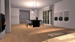 Raumgestaltung TheWoZiV3 in der Kategorie Wohnzimmer