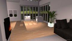 Raumgestaltung TheWoZiV4 in der Kategorie Wohnzimmer
