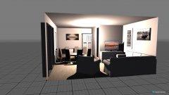 Raumgestaltung Thomas5 in der Kategorie Wohnzimmer