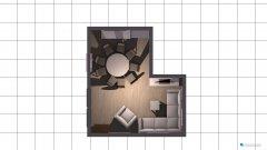 Raumgestaltung Thomas6 in der Kategorie Wohnzimmer