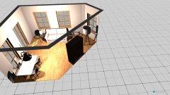 Raumgestaltung Tignale in der Kategorie Wohnzimmer
