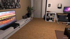 Raumgestaltung Timo´s Zimmer  in der Kategorie Wohnzimmer