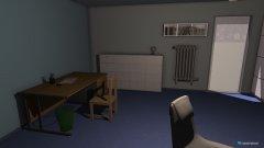 Raumgestaltung Tims zimmer in der Kategorie Wohnzimmer
