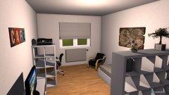 Raumgestaltung Tine's Zimmer in der Kategorie Wohnzimmer
