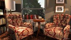 Raumgestaltung tiny in der Kategorie Wohnzimmer