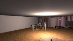 Raumgestaltung Tobias 2 in der Kategorie Wohnzimmer