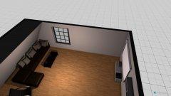 Raumgestaltung Tobias in der Kategorie Wohnzimmer