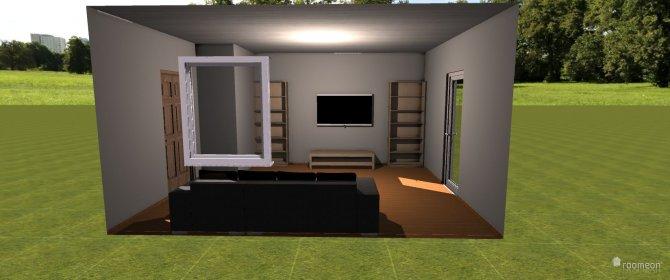 Raumgestaltung tom in der Kategorie Wohnzimmer