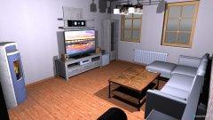 Raumgestaltung Toni & Aleks in der Kategorie Wohnzimmer