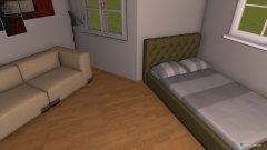 Raumgestaltung Tonndorf in der Kategorie Wohnzimmer