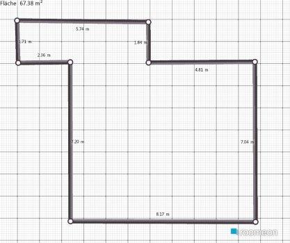 Raumgestaltung Top 2 3 in der Kategorie Wohnzimmer