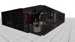 Raumgestaltung tophouse in der Kategorie Wohnzimmer