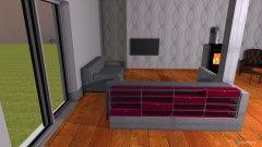 Raumgestaltung Toppers Haus in der Kategorie Wohnzimmer