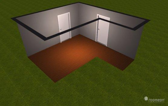Raumgestaltung Torgauer Straße 2 in der Kategorie Wohnzimmer