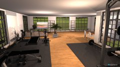 Raumgestaltung träumsche in der Kategorie Wohnzimmer