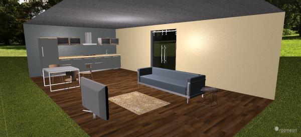 Raumgestaltung traum wohnung grobe 1 in der Kategorie Wohnzimmer