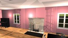 Raumgestaltung Traum Wohnzimmer in der Kategorie Wohnzimmer