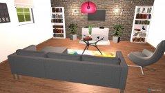 Raumgestaltung traum Wohung in der Kategorie Wohnzimmer