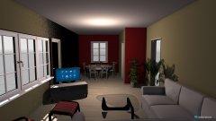 Raumgestaltung Traum in der Kategorie Wohnzimmer