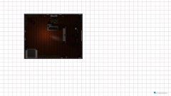 Raumgestaltung Traumraum in der Kategorie Wohnzimmer