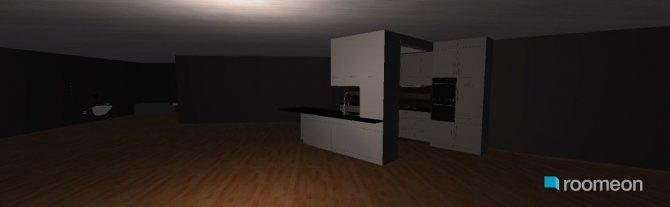 Raumgestaltung Traumwohnung in der Kategorie Wohnzimmer
