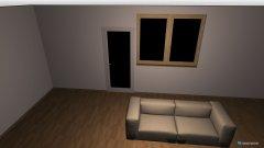 Raumgestaltung Trichtingen in der Kategorie Wohnzimmer