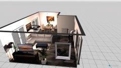 Raumgestaltung Trineweg in der Kategorie Wohnzimmer