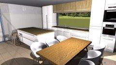 Raumgestaltung Trong Haus in der Kategorie Wohnzimmer