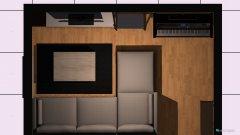 Raumgestaltung Tschaikowskie 23 3 in der Kategorie Wohnzimmer