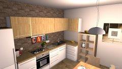 Raumgestaltung Ukraine in der Kategorie Wohnzimmer