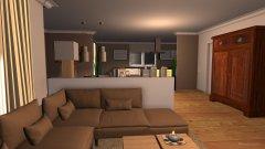 Raumgestaltung UlrichWoziV2 in der Kategorie Wohnzimmer