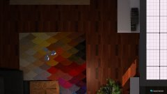 Raumgestaltung Umbau 1 in der Kategorie Wohnzimmer