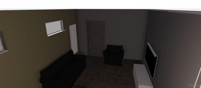 Raumgestaltung Umbau Laden A 1 in der Kategorie Wohnzimmer