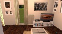 Raumgestaltung Umbau Studio ohne Erweiterung V2 in der Kategorie Wohnzimmer