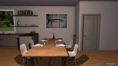 Raumgestaltung Umbau in der Kategorie Wohnzimmer