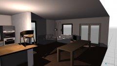Raumgestaltung ungenau in der Kategorie Wohnzimmer
