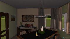 Raumgestaltung Unser Häuschen in der Kategorie Wohnzimmer
