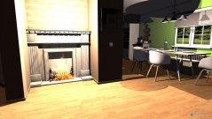 Raumgestaltung Unser Haus Wohnzimmer Flur in der Kategorie Wohnzimmer