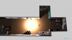 Raumgestaltung unser Haus  in der Kategorie Wohnzimmer
