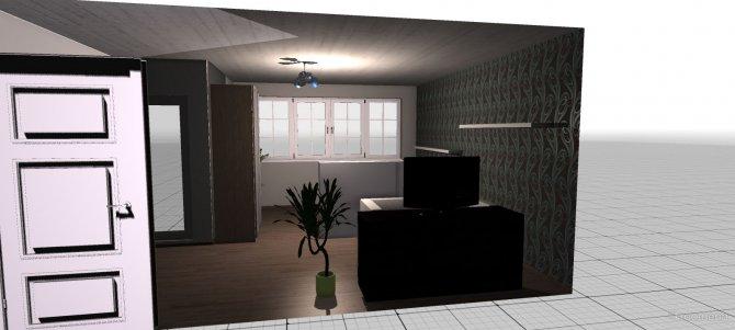 Raumgestaltung unser wohnzimmer in der ersten gemeinsamen wohnung in der Kategorie Wohnzimmer