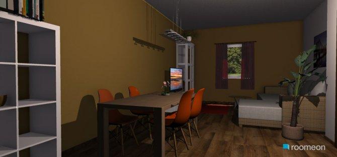 Raumgestaltung unsre wohnung 1 in der Kategorie Wohnzimmer