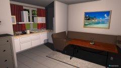 Raumgestaltung unten in der Kategorie Wohnzimmer