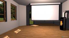 Raumgestaltung unteres wohnzimmer 2 in der Kategorie Wohnzimmer