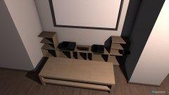 Raumgestaltung untergeschoss in der Kategorie Wohnzimmer