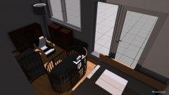 Raumgestaltung Upstairs_2 in der Kategorie Wohnzimmer