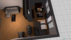 Raumgestaltung Upstairs_3 in der Kategorie Wohnzimmer