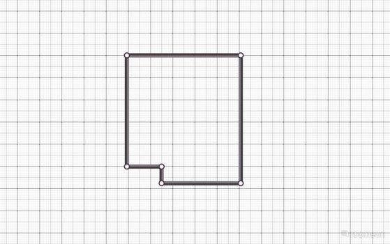 Raumgestaltung V1 in der Kategorie Wohnzimmer