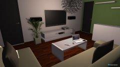 Raumgestaltung Vales Wohnzimmer in der Kategorie Wohnzimmer