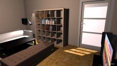 Raumgestaltung Vardagsrum in der Kategorie Wohnzimmer
