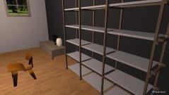Raumgestaltung vardagsrummet 1 in der Kategorie Wohnzimmer